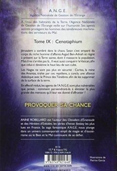 Livres Couvertures de A.N.G.E. T09 Cenotaphium (09)