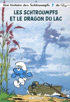 Livres Couvertures de Les Schtroumpfs Lombard - tome 36 - Les Schtroumpfs et le dragon du lac