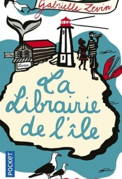 Livres Couvertures de La librairie de l'île