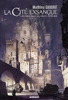Livres Couvertures de La cité exsangue