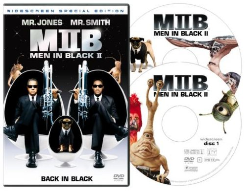 Men in Black II (Widescreen Special Edition)
