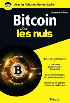 Livres Couvertures de Bitcoin pour les Nuls, poche, 2e édition