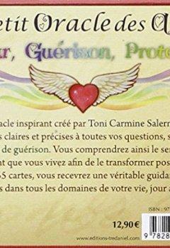 Livres Couvertures de Le petit oracle des anges : Amour, Guérison, Protection