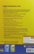 Livres Couvertures de English Collocations in Use Intermediate