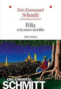Livres Couvertures de Félix et la source invisible