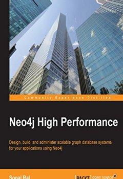 Livres Couvertures de Neo4j High Performance