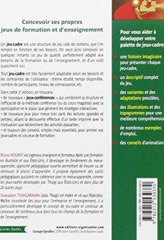 Livres Couvertures de Modèles de jeux de formation : Les jeux-cadres de Thiagi