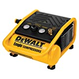 DEWALT D55140 1 Gallon 135 PSI Max Trim Compressor