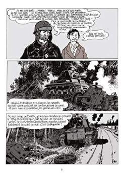 Livres Couvertures de Moi René Tardi, prisonnier de guerre au Stalag IIB, Tome 3 :