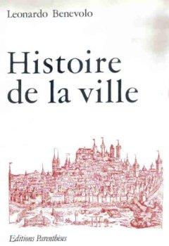 Livres Couvertures de Histoire de la ville