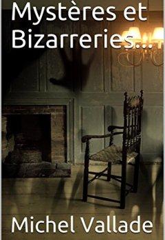 Livres Couvertures de Mystères et Bizarreries...