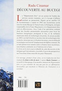 Livres Couvertures de Découverte au Bucegi : Base extraterrestre et Histoire de l'humanité