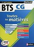 Toutes Les Matières BTS CG (Comptabilité Et Gestion) 1re Et 2è Années (11)