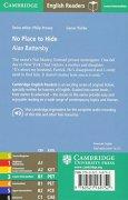 Livres Couvertures de No Place to Hide Level 3 Lower-intermediate