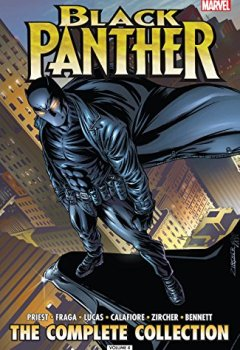 Livres Couvertures de Black Panther by Christopher Priest: The Complete Collection Vol. 4