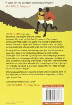 Livres Couvertures de Born to Run: The Hidden Tribe, the Ultra-Runners, and the Greatest Race the World Has Never Seen.
