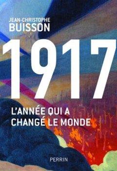 Livres Couvertures de 1917, l'année qui a changé le monde