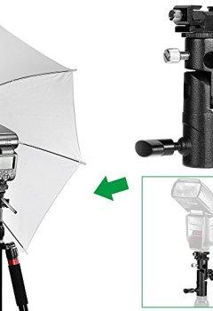 Livres Couvertures de Rovtop Joint T Multifonction Support Pour Flash et Parapluie Eclairage Studio Photo