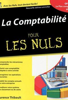 Livres Couvertures de Comptabilité Pour les Nuls, 2e édition