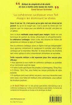 Livres Couvertures de Maigrir par la cohérence cardiaque - Nouvelle édition