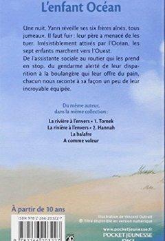 Livres Couvertures de L'enfant Océan