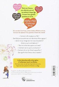Livres Couvertures de Parle-moi d'amour 9/11 ans : L'amour, les copains et moi