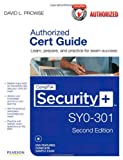 51lmFVX0FxL. SL160  Top 5 Books of Security+ Exams Certification for January 21st 2012  Featuring :#3: CompTIA Security+ SY0 301 Authorized Cert Guide, Deluxe Edition (2nd Edition)