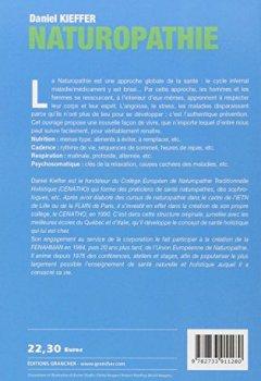 Livres Couvertures de Naturopathie