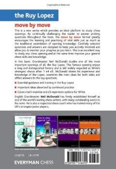 Livres Couvertures de The Ruy Lopez: Move by Move