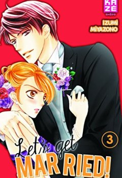 Livres Couvertures de Let's get married !, Tome 3 :