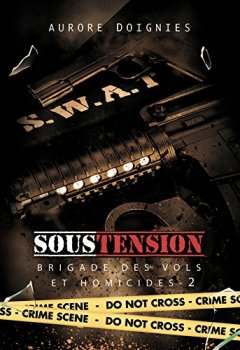 Livres Couvertures de Sous Tension - Brigade des vols et homicides tome 2