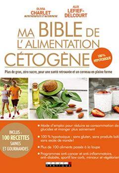 Livres Couvertures de Ma bible de l'alimentation Cétogène