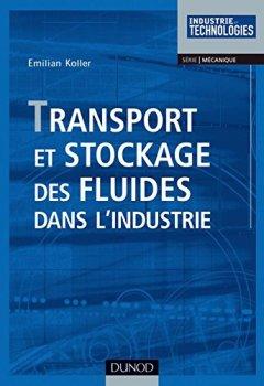 Livres Couvertures de Transport et stockage des fluides dans l'industrie