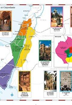 Livres Couvertures de Guide Voir Israël Jérusalem - Cisjordanie