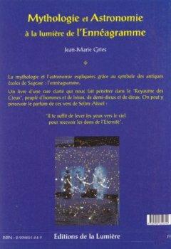 Livres Couvertures de La mythologie et l'astronomie a la lumiere de l'enneagramme