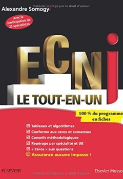 Livres Couvertures de ECNi Le Tout-en-un