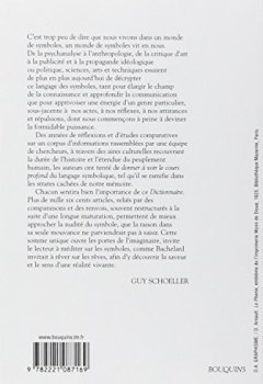 Dictionnaire des symboles : Mythes, rêves, coutumes, gestes, formes, figures, couleurs, nombres de Indie Author