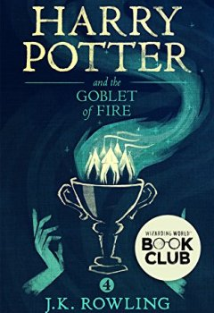 Livres Couvertures de Harry Potter and the Goblet of Fire