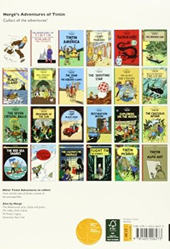 Livres Couvertures de The Adventures of Tintin : Destination Moon