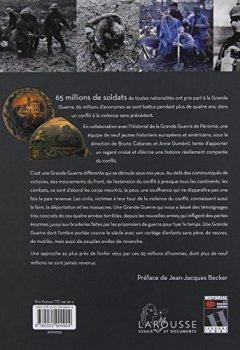Livres Couvertures de Larousse de la grande guerre