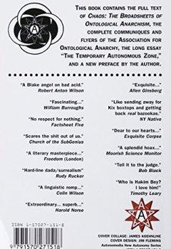 Livres Couvertures de Taz : The Temporary Autonomous Zone, Ontological Anarchy, Poetic Terrorism