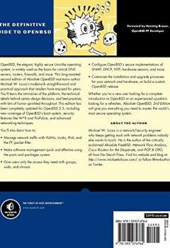Livres Couvertures de Absolute OpenBSD – Unix for the Practical Paranoid  2e