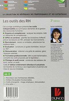 Livres Couvertures de Les outils des RH - 3e éd. - Les savoir-faire essentiels en GRH