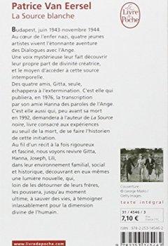 Livres Couvertures de La source blanche : L'étonnante histoire des dialogues avec l'Ange