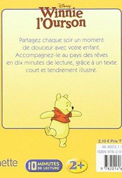 Livres Couvertures de L'anniversaire de Winnie, Mon histoire du soir