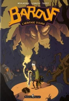 Livres Couvertures de Barouf - l'Héritage d'Elric