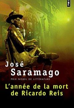 Livres Couvertures de L'Année de la mort de Ricardo Reis