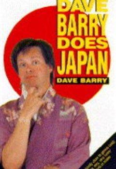 Buchdeckel von Dave Barry Does Japan