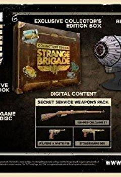 Livres Couvertures de Strange Brigade - Collector