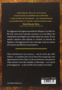 Livres Couvertures de Les cinq niveaux d'attachement : Les accords toltèques pour un monde moderne